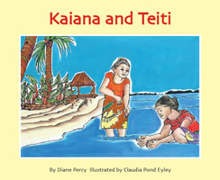 Kaiana and Teiti - Diane Percy and Claudia Pond Eyley
