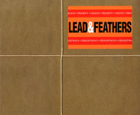 Lead & Feathers, Keith Davies, for Freightways