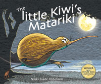 The little Kiwi's Matariki – Nikki Slade Robinson