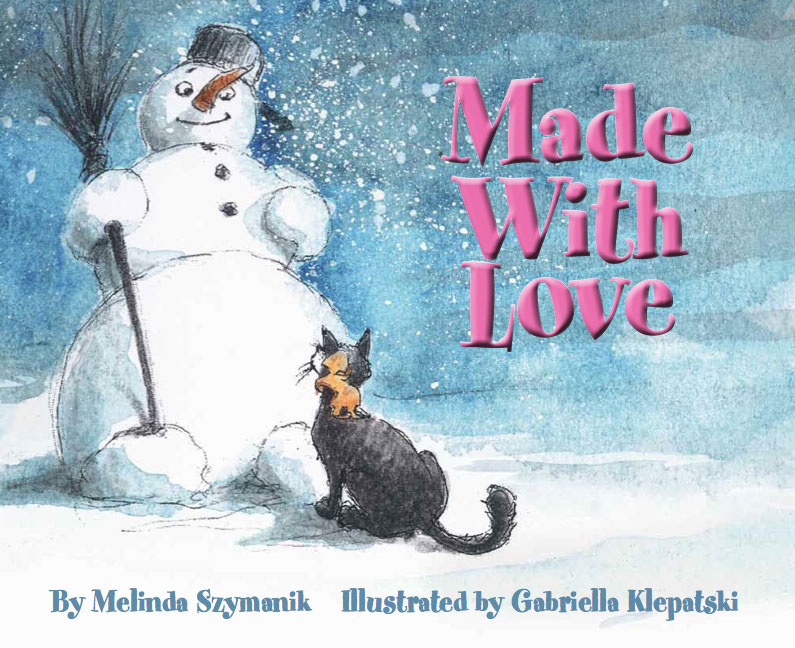 Made with Love - Melinda Szymanik and Gabriella Klepatski