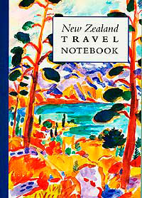 New Zealand Travel Notebook - David Ling
