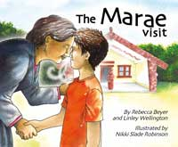The Marae Visit – Rebecca Beyer, Linley Wellington, Nikki Slade Robinson
