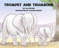 Trompet and Trumbone – Ali Foster and Martin Bailey