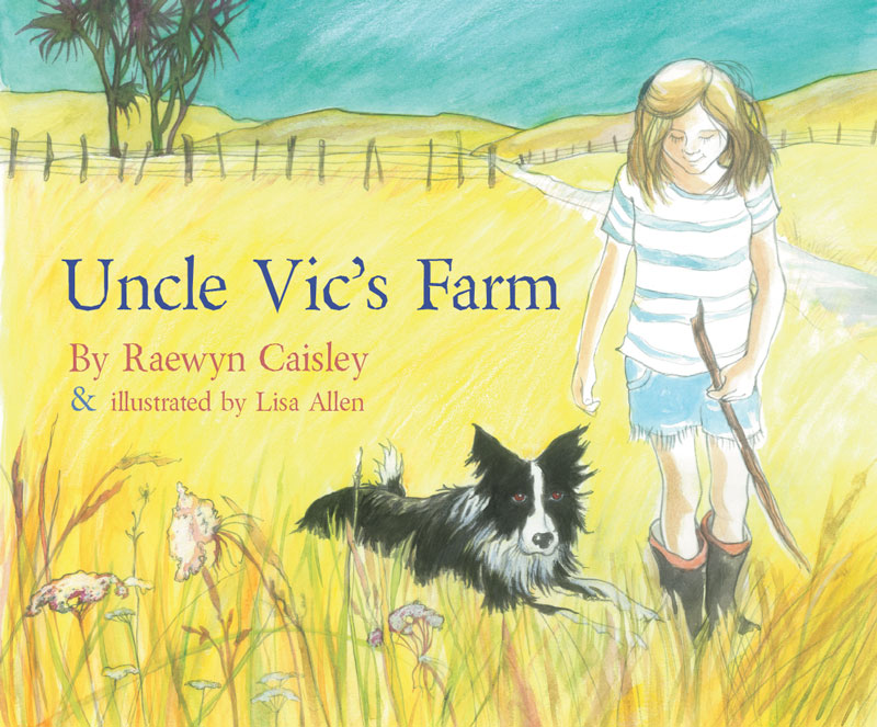 Uncle Vic's Farm – Raewyn Caisley and Lisa Allen
